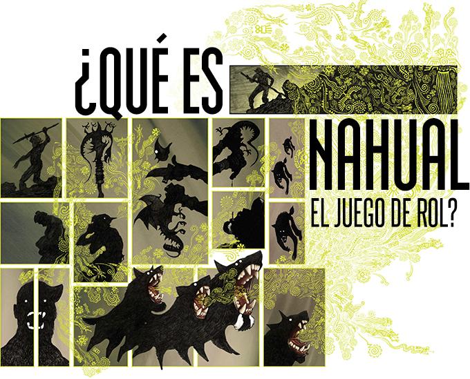 Nahual Kickstarter